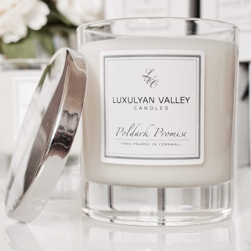 Poldark Promise luxury candle