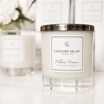 Poldark Promise scented candle
