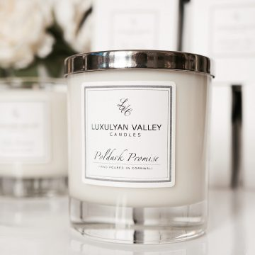 Poldark scented candle