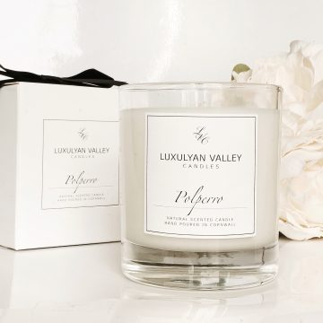 Polperro Scented Candle