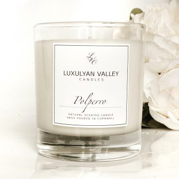 polperro luxury scented candle