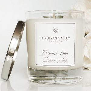 Daymer Bay scented candle Cornwall