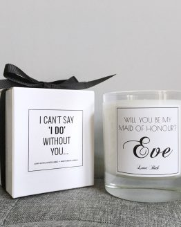 maid-of-honour-personalised-candle